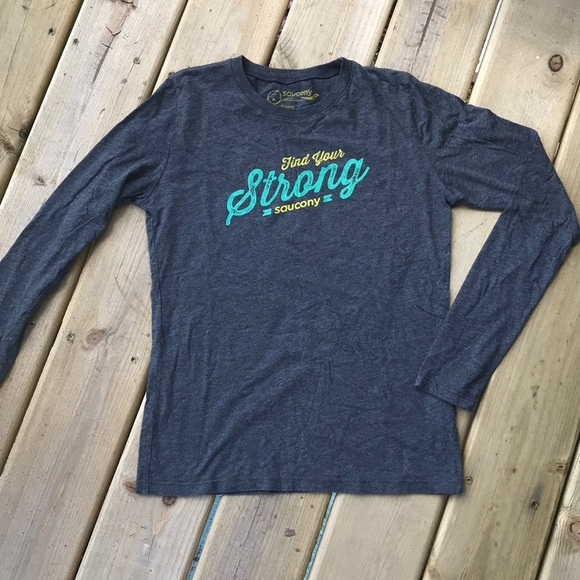 Saucony Tops - Saucony Long Sleeve Shirt